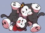 animaniacs anus balls bedroom_eyes black_fur blush brother brother_and_sister churoe clothed clothing dot_warner duo female flower flower_in_hair fur gloves half-closed_eyes male mammal nude partially_clothed penis plant presenting pussy seductive sibling simple_background sister smile spread_legs spreading tongue tongue_out wakko_warner warner_brothers  Rating: Explicit Score: 2 User: Cimatrie Date: January 02, 2016