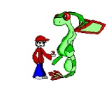 ambiguous_gender animated bounce bouncing_belly bulge flygon human low_res male mammal nintendo pokémon rogerrog struggling swallowing trainer video_games vore   Rating: Safe  Score: 0  User: Frostking23  Date: October 06, 2011