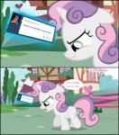 angry breaking_the_fourth_wall comic equine female feral friendship_is_magic hi_res horn jananimations mammal my_little_pony sweetie_belle_(mlp) tumblr unicorn young  Rating: Safe Score: 5 User: darknessRising Date: April 28, 2014