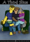 anthro blarghgrargh canine cheetah collaboration cuddling feline female group group_sex hi_res love male mammal mustelid namelessimp otter sex threesome wolf  Rating: Safe Score: 9 User: namelessimp Date: January 22, 2016
