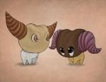 ambiguous_gender angry_eyes caprine cute duo feral final_fantasy final_fantasy_ix horn katanasoul mammal sheep video_games yan  Rating: Safe Score: 2 User: Sods Date: July 31, 2013