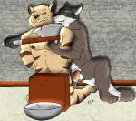anthro balls blood canine cat chance_furlong codyfurlong decapitation dog duo feline male male/male mammal muscular nipples penis plaguedobsession snuff swat_kats  Rating: Explicit Score: -1 User: zidanes123 Date: September 02, 2015