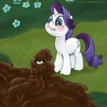"""biting_lip blush cartoon cub digital_media_(artwork) duo equine female feral friendship_is_magic horn mammal masturbation mud my_little_pony pussy rarity_(mlp) smudge_proof sweetie_belle_(mlp) teats unicorn young  Rating: Explicit Score: 10 User: Smudge_Proof Date: January 23, 2015"""""""