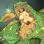 amber_eyes anthro anthrofied big_breasts black_hair breasts digital_media_(artwork) dr.bug female fish hair human mammal marine monster monster_girl nipples nude pussy solo tongue tongue_out   Rating: Explicit  Score: 1  User: Pasiphaë  Date: January 24, 2015