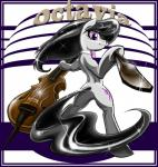 black_hair bow bow_tie cello cutie_mark equine female friendship_is_magic fur grey_fur hair hooves horse long_hair looking_at_viewer mammal musical_instrument my_little_pony octavia_(mlp) pony pupupu6000 purple_eyes smile solo sparkles writing  Rating: Safe Score: 12 User: OptimalPrime Date: May 17, 2014""