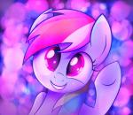 """cute equine female feral friendship_is_magic hair heavymetalbronyyeah hello hi horse light looking_at_viewer mammal multicolored_hair my_little_pony pegasus rainbow_dash_(mlp) smile solo teeth wings  Rating: Safe Score: 11 User: JGG3 Date: July 05, 2015"""""""