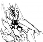 <3 ambiguous_gender black_and_white cat cute decepticon duo feline feral humanoid labrum love machine mammal monochrome robot simple_background soundwave transformers transformers_prime white_background  Rating: Safe Score: 1 User: shadey Date: November 27, 2012