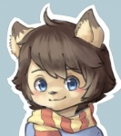 auvere blush fix kei_anbie kemono male mint scarf solo  Rating: Safe Score: 0 User: Auvere Date: February 14, 2016