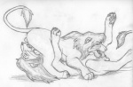 69 cat chris_mckinley disney duo feline feral lion male male/male mammal oral penis sex simba sketch the_lion_king   Rating: Explicit  Score: 3  User: greyfox88  Date: September 26, 2013