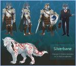 armor bed_sheet bedding belt business canine char design dungeons dungeons_&_dragons feathers feral leather mail male mammal mane markings model_sheet ornate paladin patterns plate scar shield simple_background suit thedrawingblonde tribal wolf  Rating: Safe Score: 6 User: thedrawingblonde Date: April 26, 2016