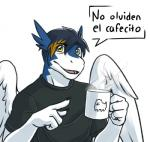 annoying_dog_(undertale) anthro beverage clei coffee cup dialogue male nameless00 solo spanish_text text undertale video_games windragonRating: SafeScore: 3User: smat_dragonDate: August 15, 2018