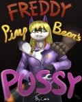 2015 ambiguous_gender bear black_background black_fur black_nose blonde_hair breast_grab breasts ceeb clothed clothing comic cover desmond desmond_(ceeb) disembodied_hand english_text five_nights_at_freddy's freddy_(fnaf) fur green_eyes group hair long_hair mammal nightfaux open_mouth orange_fur pants purple_fur raccoon shirt simple_background solo_focus teeth text tools video_games white_fur wrench  Rating: Safe Score: 2 User: GameManiac Date: August 07, 2015