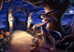 castle clothing cosplay female forest gate glitcher graveyard halloween holidays lagomorph lola_bunny looney_tunes magic_user mammal outside pumpkins rabbit space_jam tree warner_brothers witch   Rating: Safe  Score: 7  User: NekoBot  Date: December 15, 2014