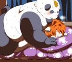 ambiguous_gender anthro bear blush chest_tuft chubby duo fur kemono male mammal penetration sex sigenoya sweat tuft  Rating: Explicit Score: 4 User: terminal11 Date: February 15, 2014