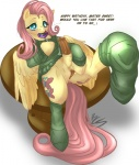 2011 anus blue_eyes blush buttercup_saiyan candy clothing cum cutie_mark dialogue english_text equine feral fluttershy_(mlp) friendship_is_magic fur hair herm intersex licking lollipop mammal my_little_pony pegasus penis pink_hair precum pussy socks solo spread_pussy spreading sweater text tongue tongue_out wings yellow_fur   Rating: Explicit  Score: 24  User: Falord  Date: July 10, 2013