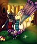 couple cynder dragon duo fantasy female female/female feral flashwing_(skylanders) illustration popesslodovica reptile romantic scalie skylanders spyro_the_dragon video_games  Rating: Safe Score: 7 User: KingOfVersailles Date: February 23, 2014