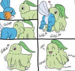 belly big_belly chikorita comic feral mudkip nintendo oral_vore pokémon same_size_vore simple_background sound_effects sparky_the_chu swallowing video_games vore white_background willing_voreRating: QuestionableScore: -2User: AnonymousColoristDate: February 20, 2017