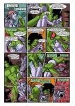 anal anal_penetration anthro bandanna big_penis comic dragon duo female fingering green_skin interspecies jelomaus muscles penetration penis pussy pussy_juice rabies_t_lagomorph size_difference troll  Rating: Explicit Score: 0 User: Acolyte Date: July 09, 2015