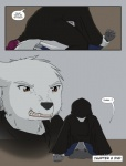brown_eyes canine claws comic dialogue english_text fangs female fur grey_fur iuana kurapika male mammal scar teddy_conner text white_fur wolf   Rating: Safe  Score: 8  User: EsalRider  Date: April 22, 2015