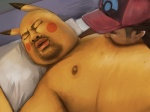 ash_ketchum beard bulletytakky chubby creepy facial_hair gay human male nightmare_fuel nintendo nipple_suck nipples open_mouth overweight pikachu pokémon teeth video_games what where_is_your_god_now   Rating: Questionable  Score: -9  User: Munkelzahn  Date: February 17, 2013