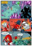 anthro bat comic echidna english_text female knuckles_the_echidna male mammal monotreme omegazuel_(artist) rouge_the_bat sonic_(series) text  Rating: Safe Score: 1 User: Robinebra Date: September 23, 2015