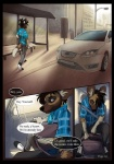 2015 african_wild_dog anthro bag blue_eyes canine car city clothed clothing comic digitigrade english_text james male mammal sayuncle sitting speech_bubble street text   Rating: Safe  Score: 6  User: Kerrija  Date: May 08, 2015