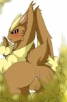 anus big_butt butt fart female feral gas lagomorph lopunny mammal nintendo pokémon rabbit red_eyes solo video_games   Rating: Explicit  Score: 3  User: fulldiapers  Date: October 07, 2014