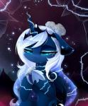 2018 blue_eyes blue_feathers broken_glass cosmic_hair crown crying cutie_mark digital_media_(artwork) ear_piercing equine eyelashes eyeshadow feathered_wings feathers female feral floppy_ears flower flower_in_hair friendship_is_magic glass glowing glowing_eyes hair half-closed_eyes hi_res holding_object hooves horn long_hair magnaluna makeup mammal mascara my_little_pony night nude piercing plant portrait princess_luna_(mlp) royalty sad sky solo sparkles star starry_sky tears thorns white_hair winged_unicorn wingsRating: SafeScore: 23User: GlimGlamDate: June 30, 2018