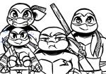 2017 anthro bandanna bo_staff carrying chipped_shell donatello_(tmnt) freckles group hand_wraps inkyfrog leonardo_(tmnt) looking_at_viewer male mask melee_weapon michelangelo_(tmnt) polearm raphael_(tmnt) reptile scalie shell simple_background slightly_chubby smile sparkle teenage_mutant_ninja_turtles turtle weapon white_background wraps wrist_wrapsRating: SafeScore: 1User: JAKXXX3Date: November 23, 2017