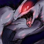 >:3 ambiguous_gender dragon drooling fangs gaping_mouth glowing glowing_eyes ingi legendary_pokémon lugia nintendo open_mouth pokémon rape_face red_eyes saliva scalie solo tongue video_games   Rating: Safe  Score: 7  User: Finchmaster  Date: December 21, 2013