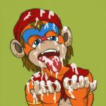 bandanna cum cum_covered cum_drip cum_in_mouth cum_inside cum_on_clothes cum_on_face cum_on_hand cum_on_head cum_on_shoulders cum_on_tongue digital_media_(artwork) dripping ear_piercing excessive_cum fan_character flat_colors front_view green_background male mammal messy monferno monkey multiple_piercings nintendo piercing pokémon presenting_cum primate seamaster simple_background six_(monferno) solo tongue tongue_out video_games  Rating: Explicit Score: 1 User: Circeus Date: July 13, 2015