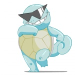 animated eyewear glasses haters_gonna_hate male nintendo plain_background pokémon solo squirtle sunglasses video_games white_background zeurel   Rating: Safe  Score: 11  User: Bomber64  Date: September 20, 2010