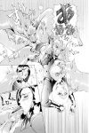 bestiality black_and_white breasts canine comic cum dog doujinshi fellatio female feral human interspecies ken_jyuu king_of_fighters lucretia male monochrome oral oral_sex pussy sex straight vaginal violence warrior   Rating: Explicit  Score: 0  User: kaleemmcintyre  Date: September 29, 2011