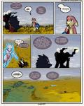 2018 audino brown_fur comic darkrai dialogue duo english_text eyes_closed female fur gengar jen_(vf) lagomorph legendary_pokémon male mammal mewtwo night nintendo outside pokémon pokémon_(species) pokémon_mystery_dungeon pokémon_victory_fire red_eyes sulfurbunny_(artist) text video_games