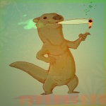 ambiguous_gender ayato drugs marijuana mustelid otter solo   Rating: Questionable  Score: 13  User: slyroon  Date: July 24, 2012
