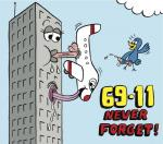69_position 9/11 aircraft airplane animate_inanimate anthro anthrofied avian balls beak bird blue_background blue_feathers building cloud cum cumshot cunnilingus digital_media_(artwork) ejaculation english_text erection feathers fellatio female glans grey_body group holding_penis humanoid_penis humor johnny_ryan living_aircraft living_machine lol_comments long_tongue machine male male/female markings masturbation ms_paint not_furry_focus nude oral orgasm outside penile_masturbation penis pubes public pussy red_markings sex simple_background sky skyscraper tail_feathers text tongue toony vaginal voyeur what where_is_your_god_now white_body why