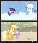 2013 apple applejack_(mlp) basket bath bathing blonde_hair cider comic cowboy_hat cutie_mark dialogue dm29 dragon earth_pony equine female freckles friendship_is_magic fruit fur green_eyes hair hat horn horse male mammal multicolored_hair my_little_pony orange_fur outside pony princess_celestia_(mlp) purple_eyes purple_fur reptile royalty scalie shower_cap spike_(mlp) text tree twilight_sparkle_(mlp) two_tone_hair unicorn water white_fur  Rating: Safe Score: 19 User: anthroking Date: February 09, 2014