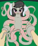 absurd_res badumsquish bedroom_eyes black_hair blush cephalopod clitoris duo equine female feral first_person_view friendship_is_magic fur grey_fur hair half-closed_eyes hi_res horse hybrid long_hair looking_at_viewer lying mammal marine my_little_pony octavia_(mlp) octopus on_back pillow presenting purple_eyes pussy smile solo_focus tentacles   Rating: Explicit  Score: 1  User: OptimalPrime  Date: January 31, 2015