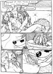 anthro anus breasts canine clitoris comic cunnilingus duo female fox male male/female mammal monochrome nipples nude oral pussy sex triadfox vaginal  Rating: Explicit Score: 1 User: fiveflax Date: November 20, 2013