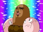 anger_vein colorful diglett exeggcute eyes_closed frown innuendo lips nintendo plain_background pokémon rainbow_background toony video_games what yaranaika 狐玉露   Rating: Questionable  Score: 9  User: Genjar  Date: December 30, 2013