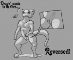 2014 anthro dialogue dragon drayk_dagger english_text grey_background herm internal intersex kalnareff looking_down monochrome nude penis pussy scales scalie simple_background solo spread_legs spreading text vein what  Rating: Explicit Score: 2 User: GameManiac Date: July 26, 2015