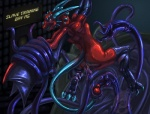 """2015 anal anal_penetration anthro anthrofied breasts clothing dragon female forced legwear nude penetration ravensflock rubber scalie slave tentacles wings  Rating: Explicit Score: 4 User: Kunytran Date: March 09, 2015"""""""