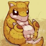 anus female momiji-kun nintendo peeing pokémon pussy sandshrew solo tail_between_legs urine video_games watersports   Rating: Explicit  Score: 3  User: Horny_Bastard  Date: April 24, 2015
