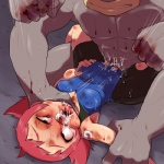 abuse beating blood bruised choking cum duo female forced hair machamp male male/female maylene nintendo pokémon rape video_games violence  Rating: Explicit Score: -13 User: Acolyte Date: August 19, 2015