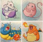 ambiguous_gender anthro better_version_at_source charizard duo fangs feral grizzly_jerr gyarados hi_res legendary_pokémon looking_at_viewer magikarp mew mewtwo morbidly_obese multiple_images nintendo obese open_mouth overweight pokémon pokémon_(species) solo video_gamesRating: SafeScore: 1User: Pete-the-meDate: December 28, 2017
