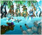 anthro antlers bombed cervine deer hooves horn inflatable jaiy mammal pool_toy rubber shiny swimming_pool tirrel_(character) toy valves vinyl  Rating: Safe Score: 4 User: Jaiydawoof Date: April 16, 2016