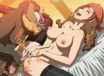 animal_genitalia balls bestiality breasts brown_hair censored cum cum_in_pussy cum_inside duo female feral hair human human_on_feral interspecies japanese_text legwear lying male male/female mammal mandrill missionary_position nipples nude on_back open_mouth penetration pussy pussy_juice sasako_(shirokuma_cafe) sex shirokuma_cafe smile stockings text tongue toyomaru vaginal vaginal_penetration   Rating: Explicit  Score: 4  User: lilicalover  Date: May 13, 2014