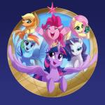 2018 applejack_(mlp) cowboy_hat crown earth_pony equine feathered_wings feathers female feral fluttershy_(mlp) friendship_is_magic group hair hat horn horse light262 looking_at_viewer mammal my_little_pony my_little_pony_the_movie pegasus pinkie_pie_(mlp) pony rainbow_dash_(mlp) rarity_(mlp) twilight_sparkle_(mlp) unicorn winged_unicorn wingsRating: SafeScore: 6User: ConsciousDonkeyDate: July 02, 2018