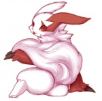 """ambiguous_gender higoro kemono nintendo open_mouth pokémon red_eyes solo tongue video_games zangoose  Rating: Questionable Score: 4 User: KemonoLover96 Date: July 07, 2015"""""""