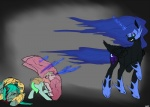 backlash91 blood crying equine fear female friendship_is_magic horn magic mammal my_little_pony nightmare_moon_(mlp) royalty story story_in_description tears unicorn violence winged_unicorn wings  Rating: Questionable Score: 3 User: warlight91 Date: April 23, 2015